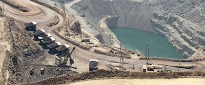 Trabajadores de Minera Candaleria se paralizaron debido a masivos despidos