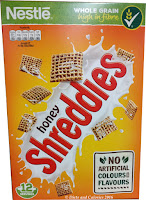Nestle Honey Shreddies