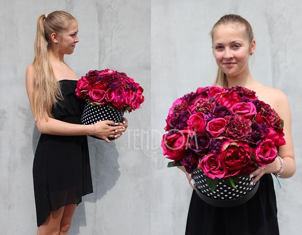 Wymarzony prezent - flower box od tenDOM