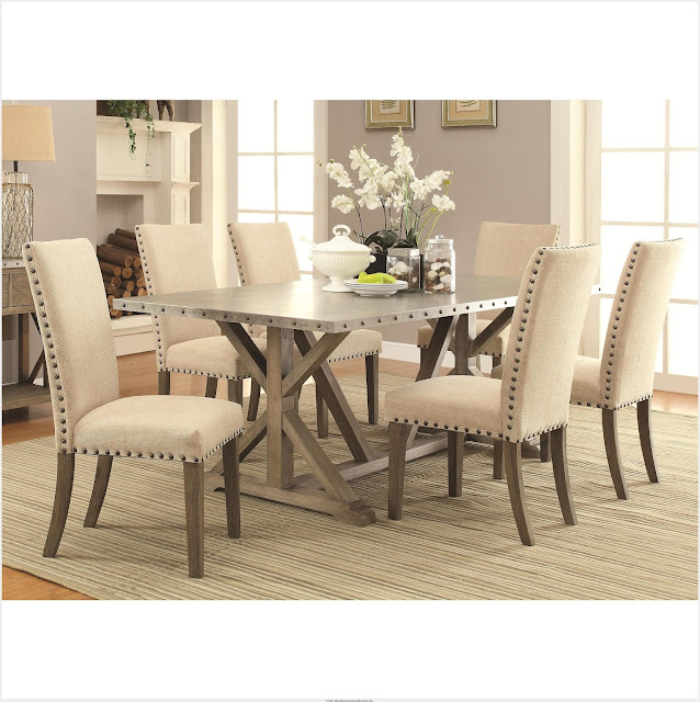 Coaster Dining Table Graphic