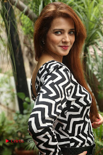 Actress Saloni Latest Pos in Short Dress  0040.JPG
