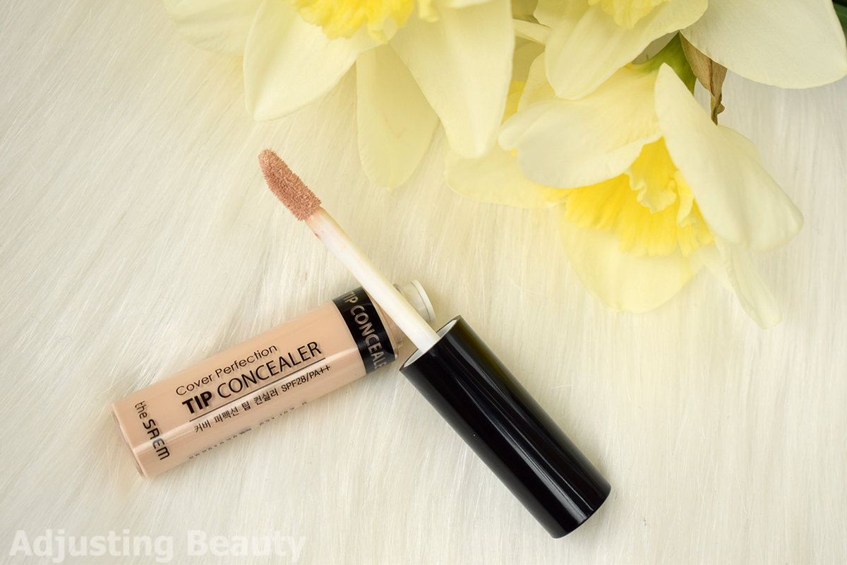Review the saem cover perfection tip concealer 01 clear beige usual drugstore concealers but it holds 68 grams of product price is different depending on where you buy it i got it on sale on jolse for 558 izmirmasajfo