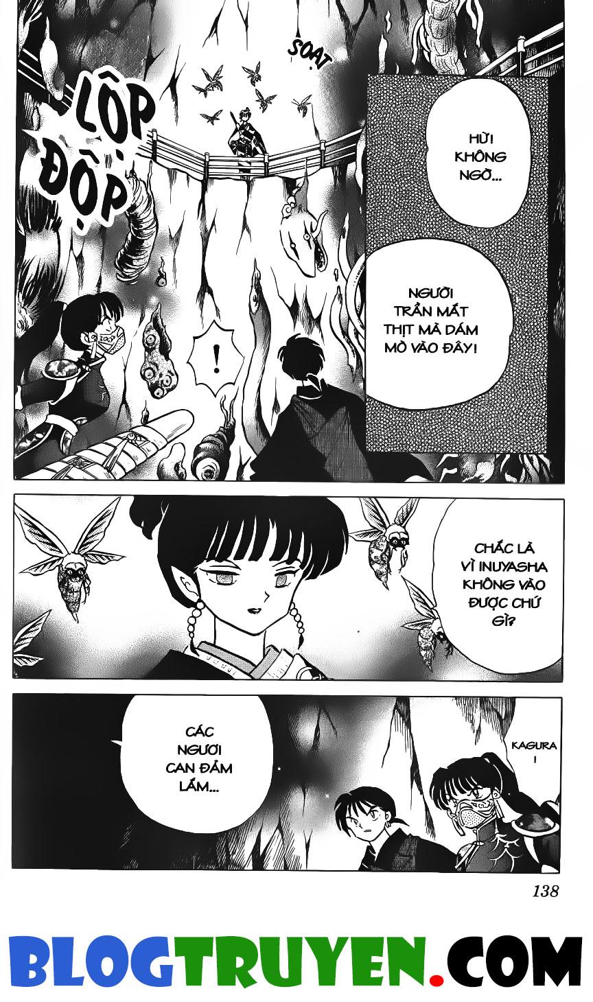 Inuyasha vol 27.8 trang 7