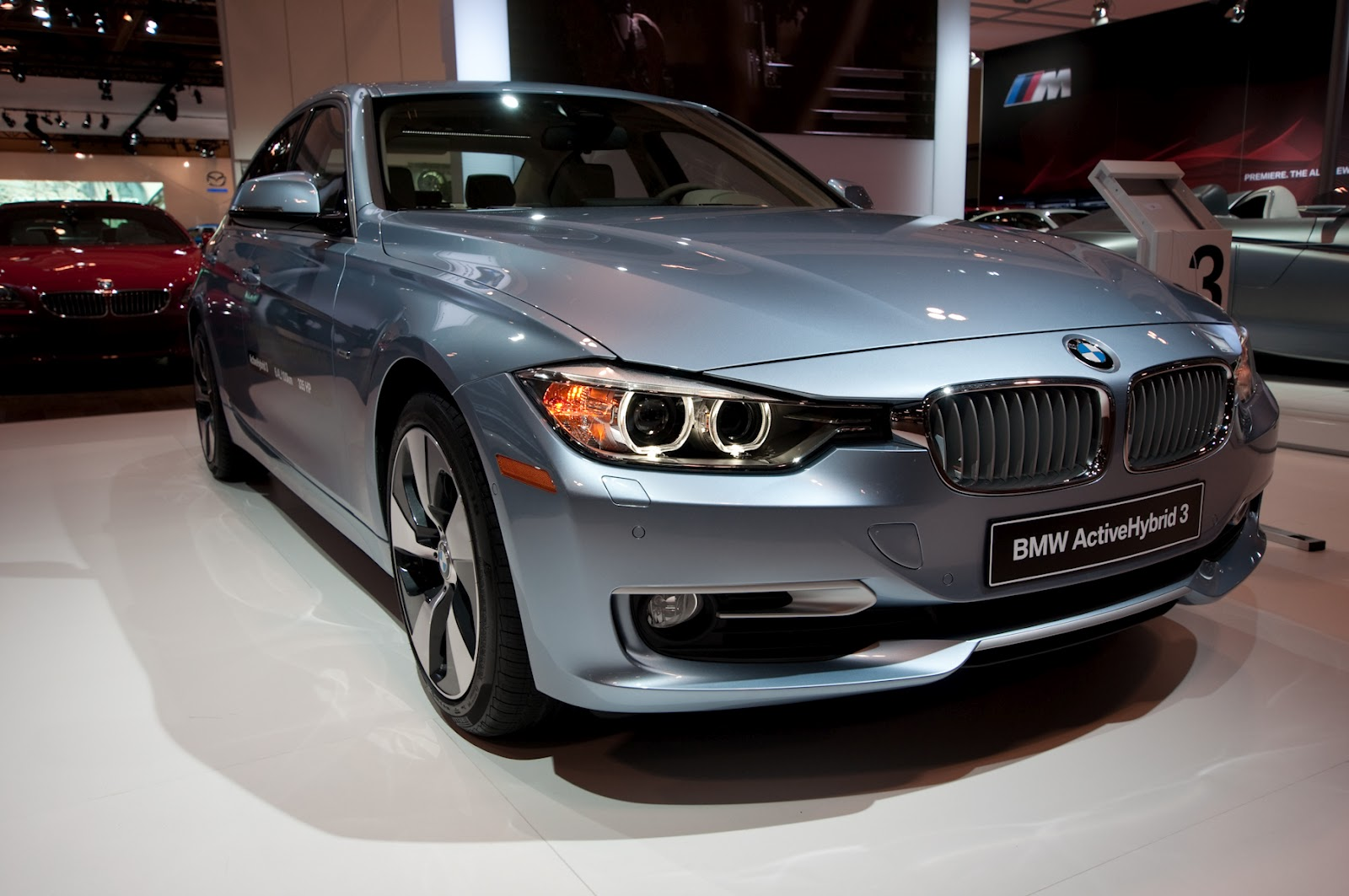 bmw 3 series active hybrid 2013 car barn sport. Black Bedroom Furniture Sets. Home Design Ideas