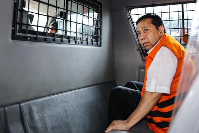 Idrus Marham Jadi Menteri, Setya Novanto Berterima Kasih kepada Jokowi