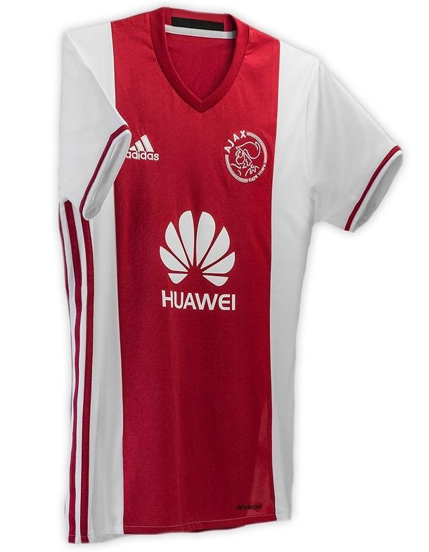 Adidas divulga novas camisas do Ajax da Cidade do Cabo - Show de Camisas e166be740ee5d