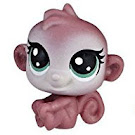 Littlest Pet Shop Series 1 Family Pack Zeta Monkeyford (#1-144) Pet