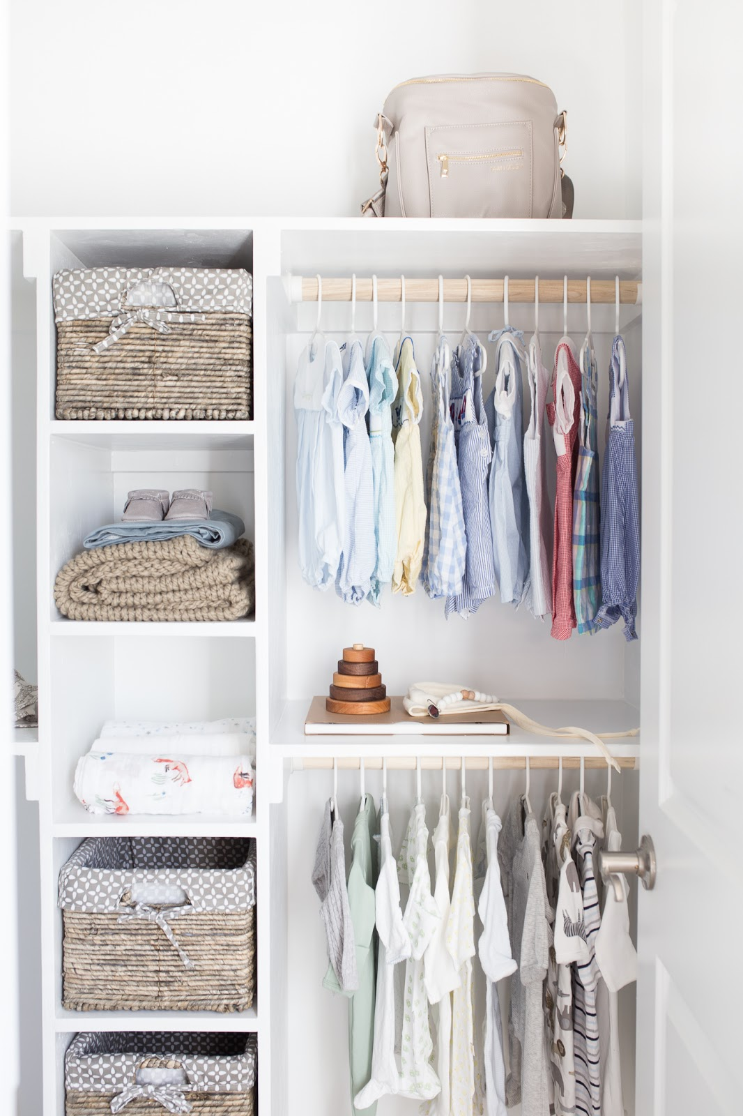 organization amazing before for the nursery header news closet diy small reveal blogs baby room from after bubzi a co ideas