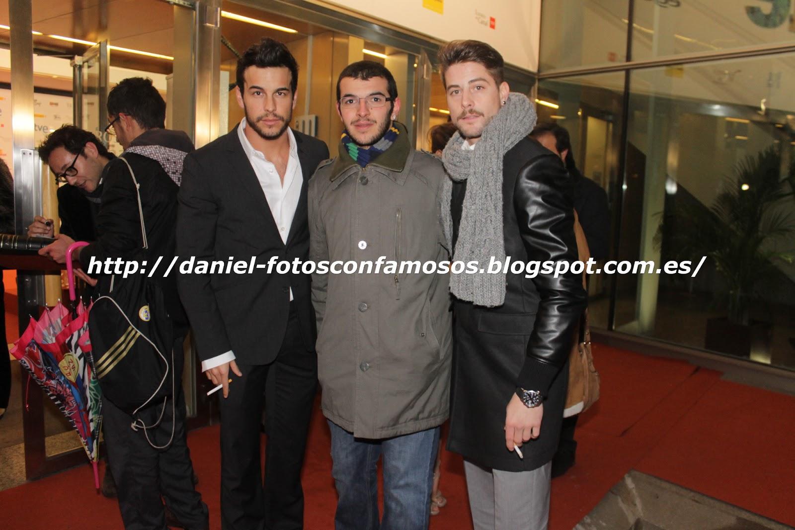 ¿Cuánto mide Luis Fernández? (Actor) - Altura Mario+Casas+y+Luis+Fernandez+(1)+(1)