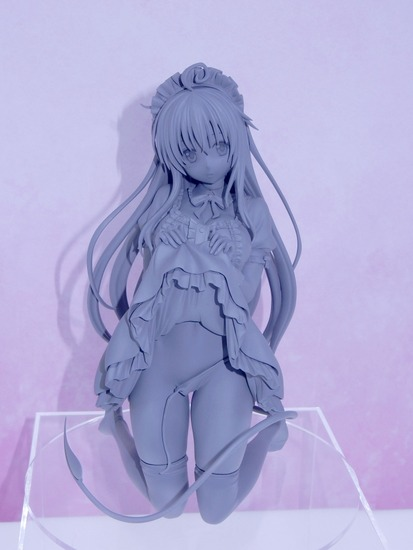 RAW To Love Ru Darkness figure lala