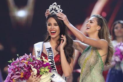 Miss Universe 2018: Pemenangnya Adalah ...??