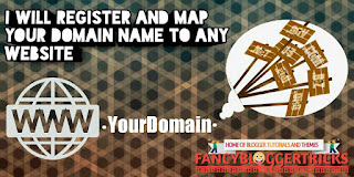 Register a top level custom domain name