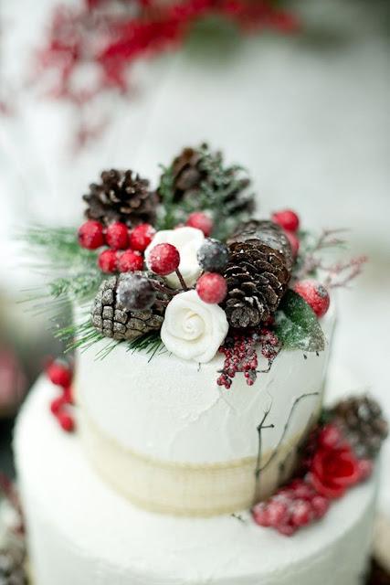 jouluhäät kakku
