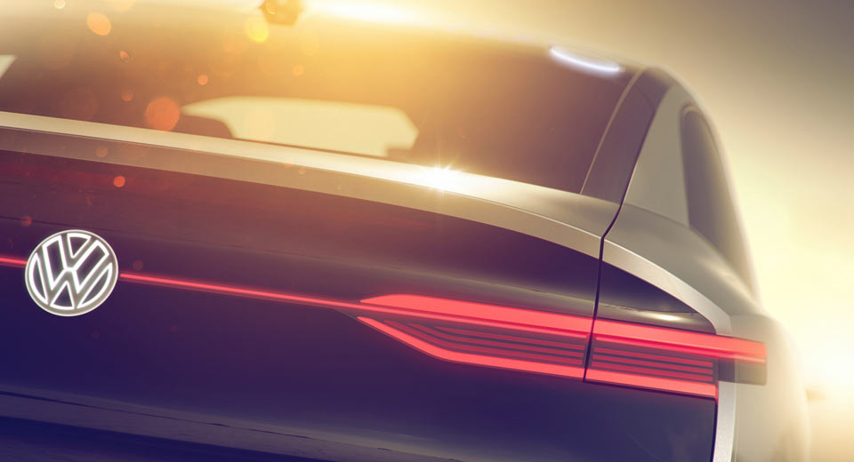 Volkswagen teases new electric SUV