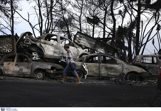 Οι ΜΚΟ δεν είχαν κίνητρο να εμφανιστούν στις πυρκαγιές;