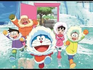 Doraemon: Great Adventure in the Antarctic Kachi Kochi (2017) sub indo