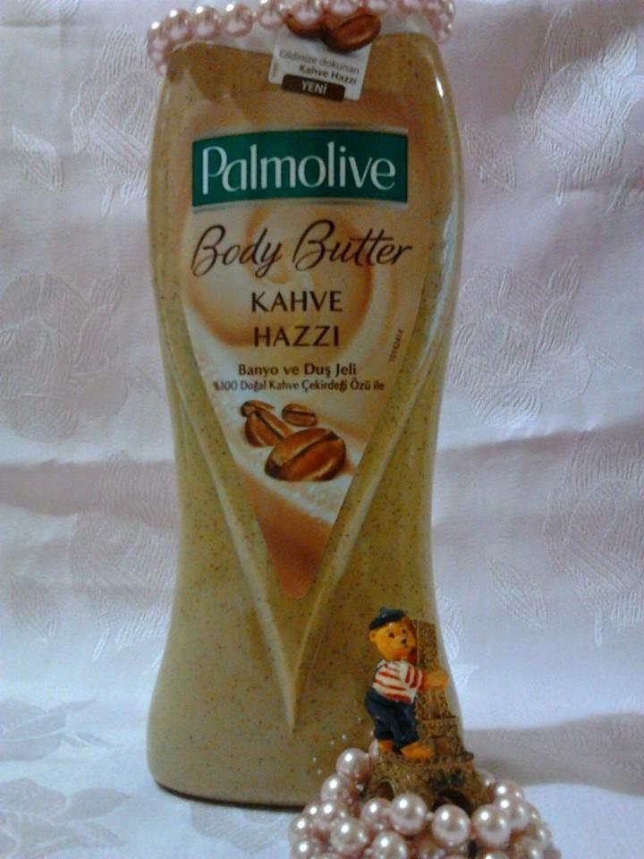 Harika Kahve Kokusu Palmolive Body Butter Kahve Hazzı
