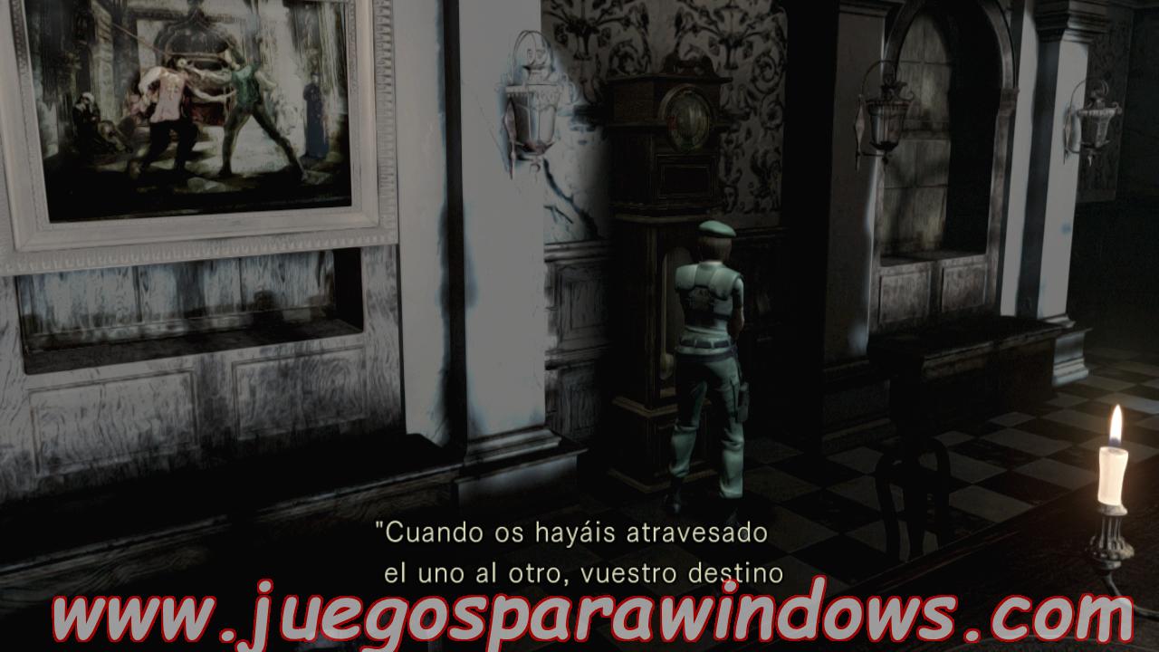 Resident Evil HD Remaster Multilenguaje ESPAÑOL XBOX 360 (RGH/JTAG) 17