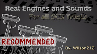 real engines and sounds mod, ats real engines, ats real sounds, ats mods, ats realistic mods