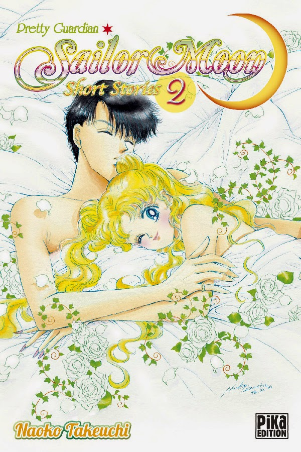 sailormoon manga sailor moon short stories