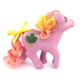 My Little Pony Windy Year Six Magic Message Ponies G1 Pony