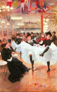 Gouter-conférence sur le Paris des plaisirs