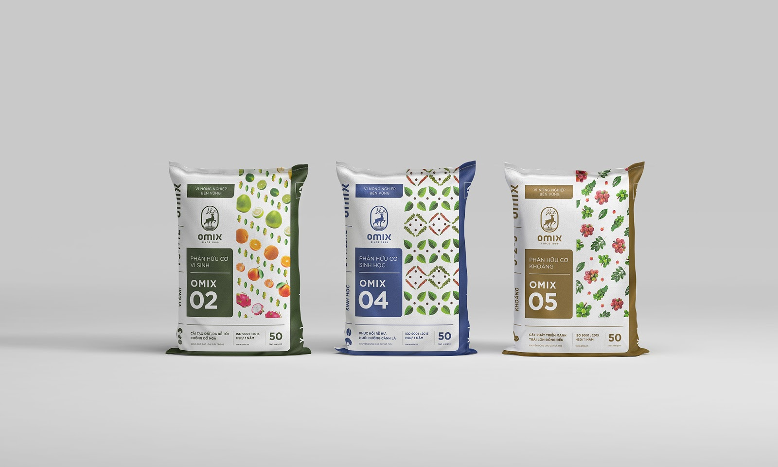 Phan Bon Omix On Packaging Of The World Creative Package