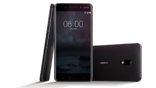 Nokia 6 first android smartphone from HMD