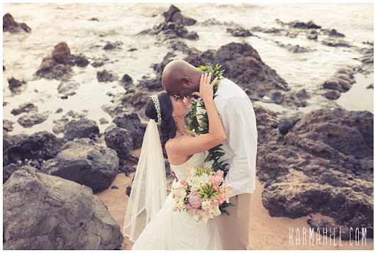 12 Years In The Making - Marisela & Deon's Maui Wedding