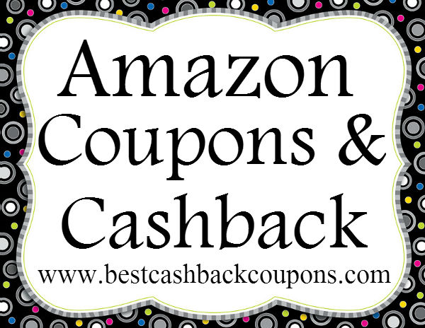 Amazon Cashback & Coupons 2016-2017 May, June, July, August, September, October, November, December