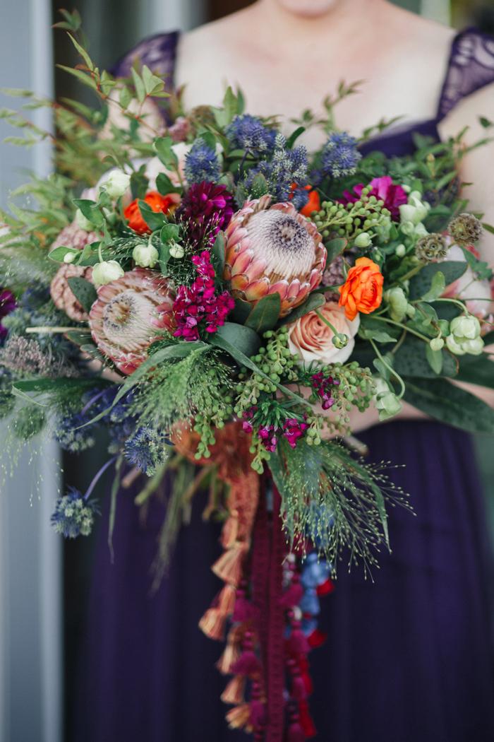 Montana Bridal Bouquet / Photography: Kacie Q. Photography / Styling + Flowers: Katalin Green