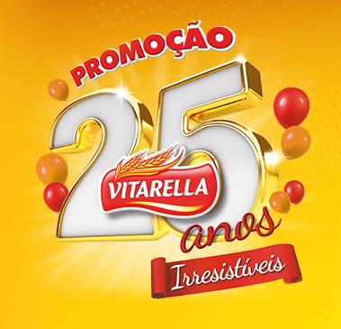 Promoção Vitarella - 25 Anos Irresistíveis