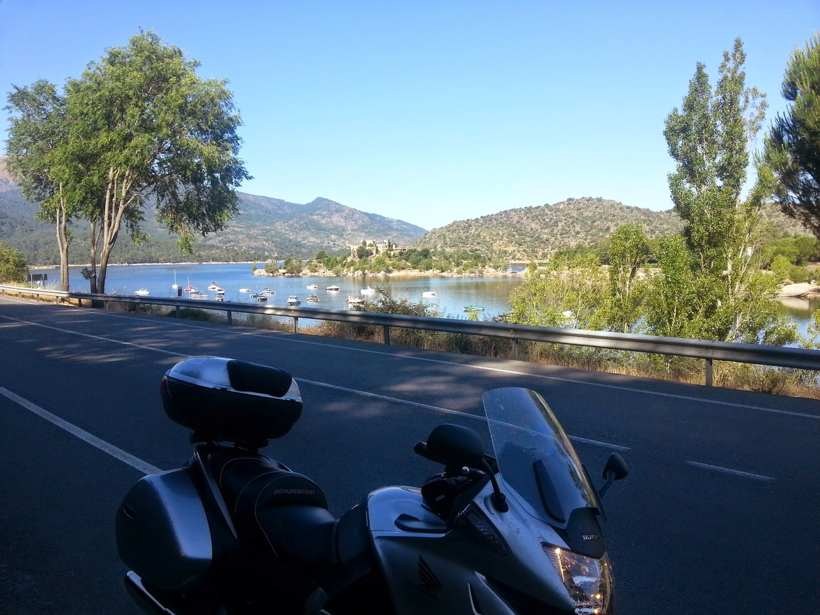 RUTA EN MOTO 505 Km LAS BATUECAS-SIERRA DE FRANCIA