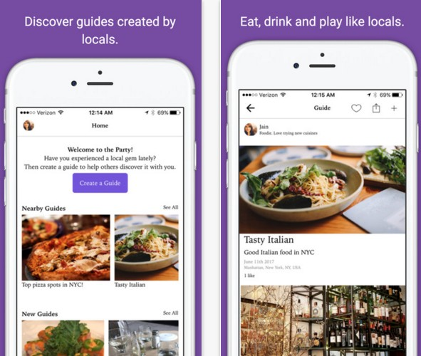 HIGHTECHHOLIC: Placeful City Guides - Local Food, Drinks