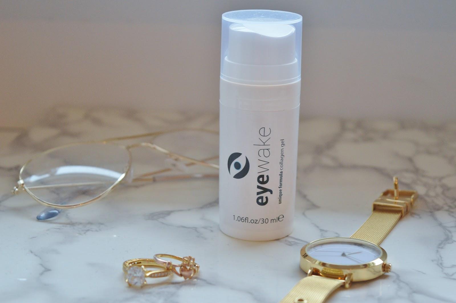 Eye Wake Collagen Gel Review