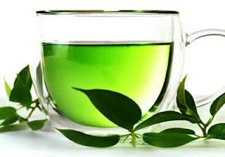 kasiyat teh hijau