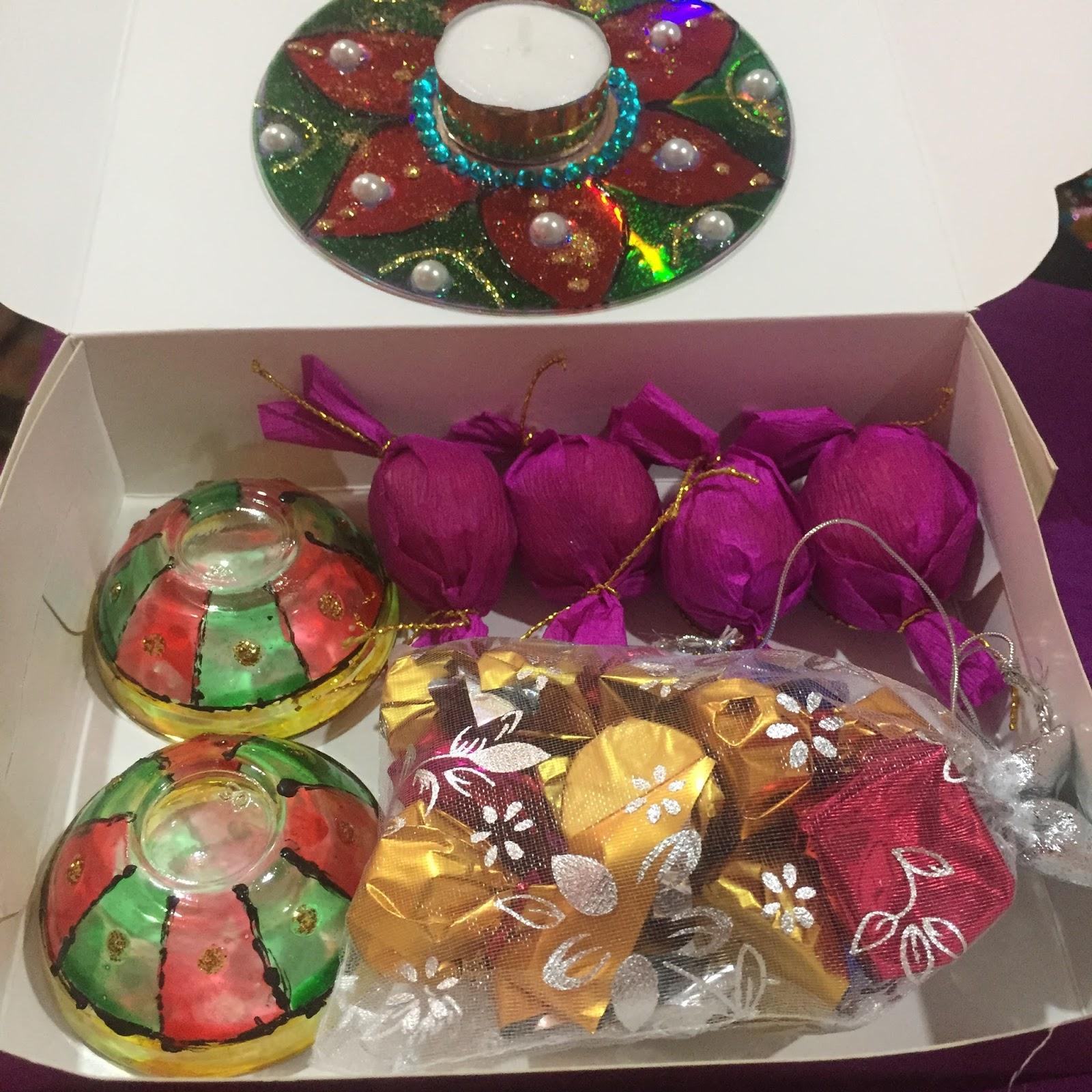 Bhakti Diaries : DIY Diwali Gift Hamper