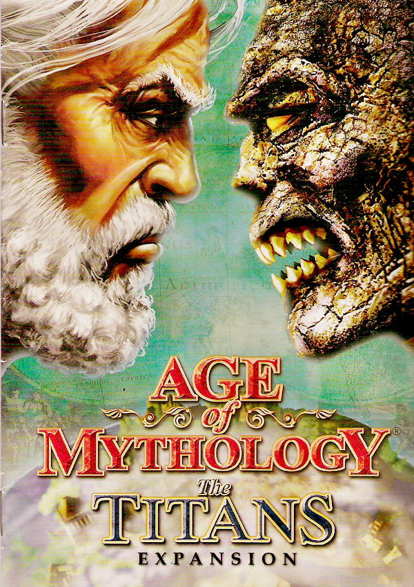 Age of Mythology The Titans Download Cover Free Game