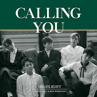 HIGHLIGHT – Calling You Albümü
