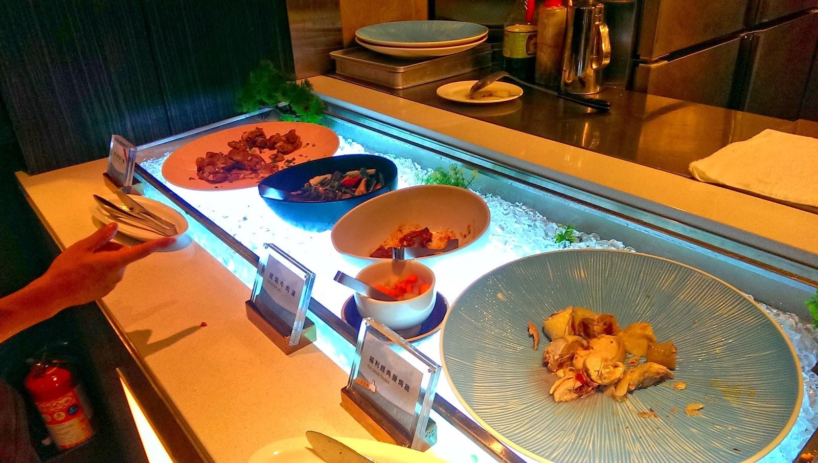 2015 07 01%2B19.15.25 - [食記] 台北京站 - 饗食天堂,有生魚片吃到飽的高級自助餐廳!