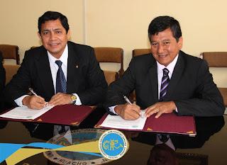 Resultado de imagen para estudiantes y alcalde de sayan