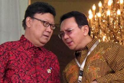 Kalah Pilkada, Ahok Incar Kursi Menteri Dalam Negeri, Ahok Ingin Bubarkan Ormas Yang Memusuhi Dirinya?