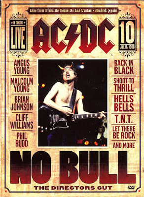 AC/DC – No Bull (The Directors Cut)