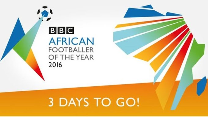 Countdown to BBC African Footballer of the Year 2016