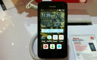 Spesifikasi Dan Harga Huawei Y3 2017