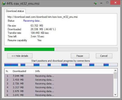 تحميل برامج التحميل من الانترنت, برامج تسريع التحميل, برنامج Internet Download Manager تحميل مجانا