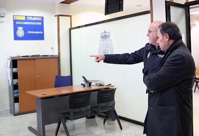 La oficina de la polic a nacional tramit expedientes de dni en 2018 noticias de - Oficina policia nacional ...