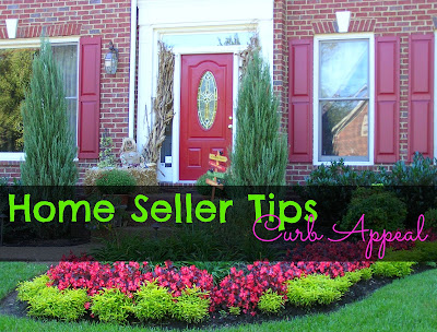 Cleaning up the outside of your home to sell