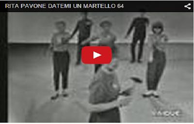 L Amore Per La Musica Rita Pavone Datemi Un Martello 64