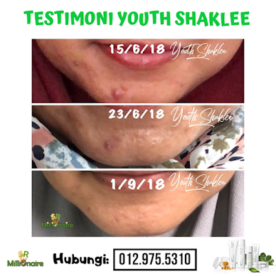 testimoni youth shaklee